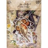 Tim Holtz® Idea-Ology™ - Layers Die-cuts - Botanical